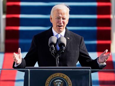"A New ""Democracy"" Under Biden Administration - EN/ES"