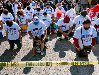 Illegal Immigration in The US: The rhetoric of Biden put into practice. EN/ES