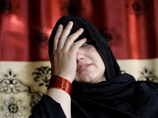 Afghan Woman Blinded for Working- Where are the Proclaimed Feminist's at?
