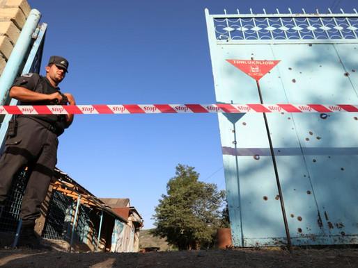 Senators Menendez and Booker on the violence along the Armenia-Azerbaijan border