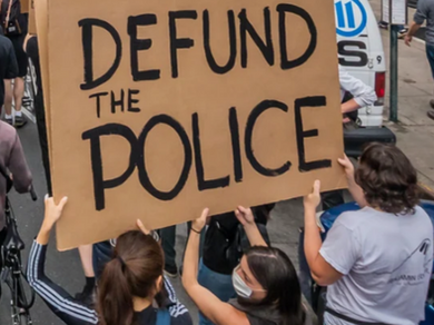 Fixing the Unconstitutional Notion of Defunding the Police Through Less Government Intervention