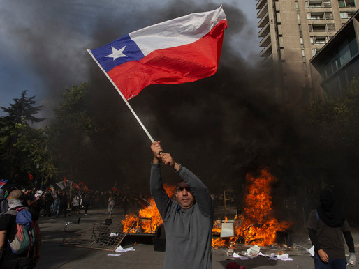 Chile, the country that got bored of being successful