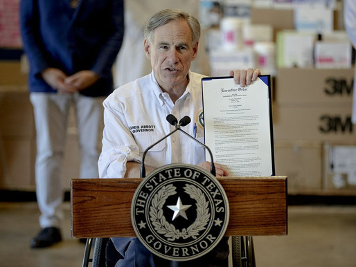 Texas is Citing the Coronavirus to Stop Abortions.