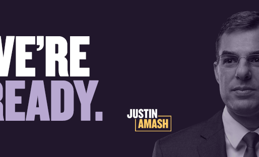 Justin Amash Announces He is Running for President