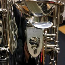 銀無垢(SILVER925)サムフック装着イメージ