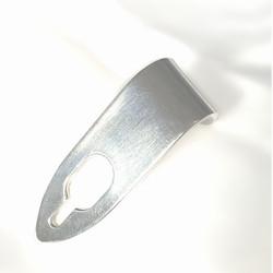 銀無垢(SILVER925)サムフック 裏面