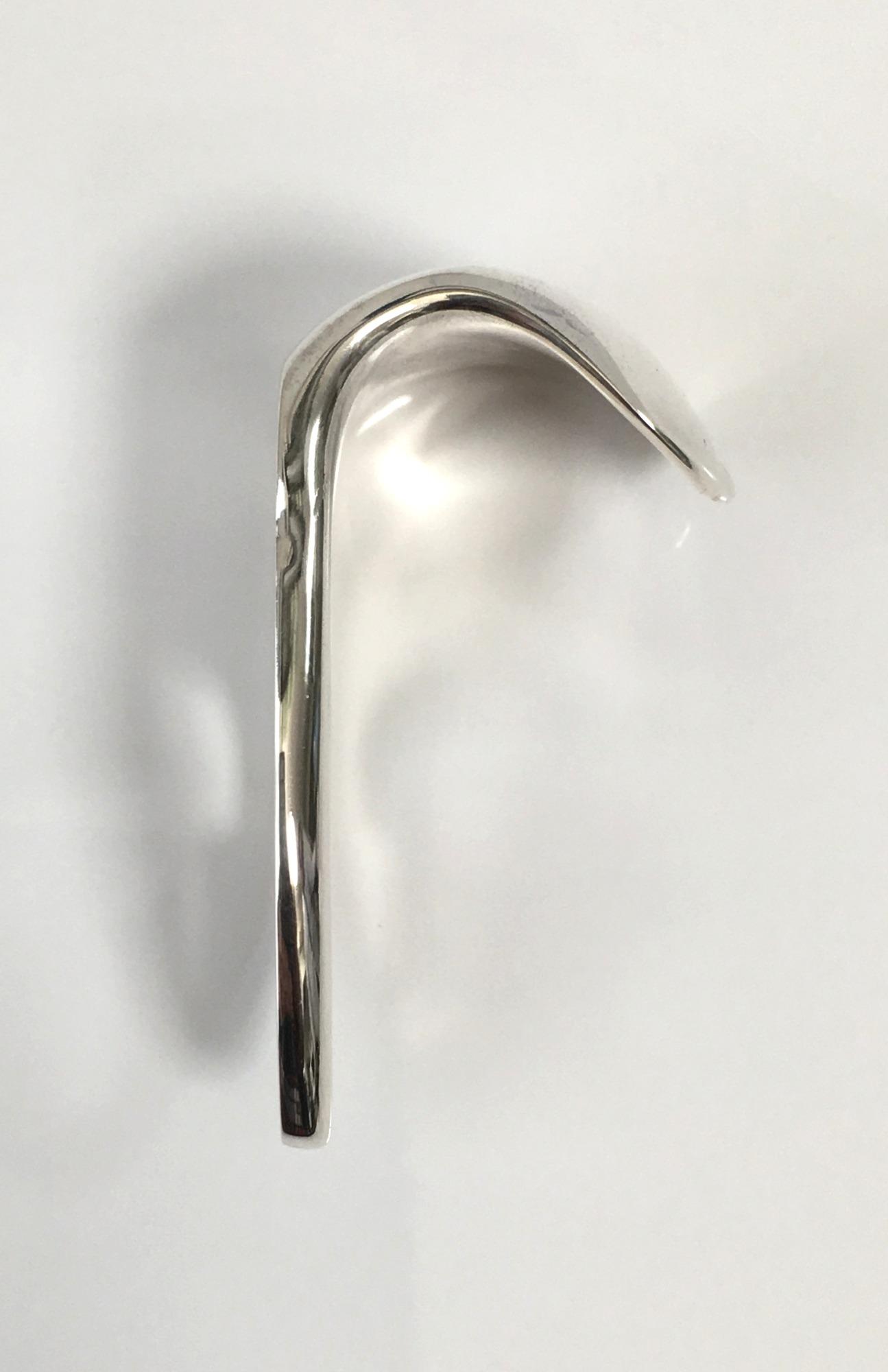 銀無垢(SILVER925)サムフック