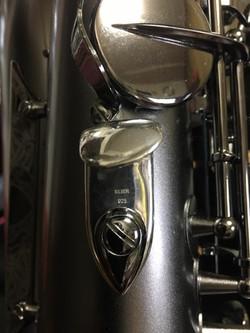 銀無垢(SILVER925)サムフック 装着イメージ