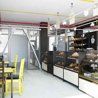 Пекарня 40 кв.м.