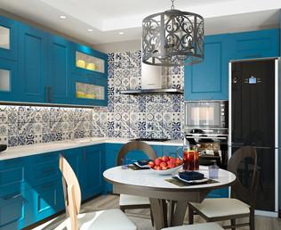 Кухня-гостиная 36 кв.м.