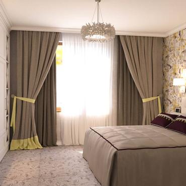 Спальня для