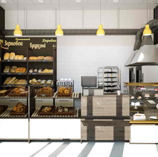 Пекарня 30 кв.м.