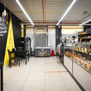 Пекарня 50 кв.м.
