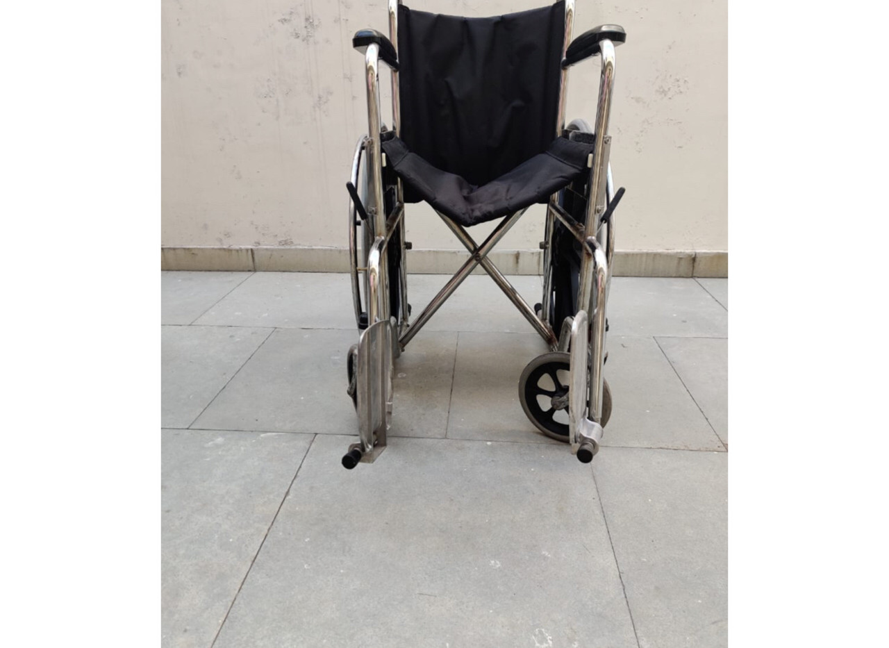 Foldable Manual Wheelchair