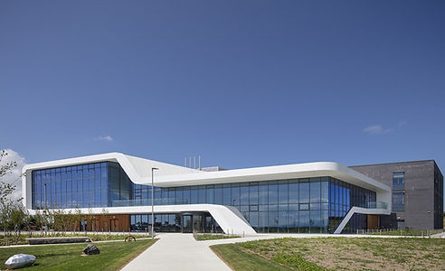 Menai Science Park Evergreen Architects Anglesey North Wales Architect Architecture