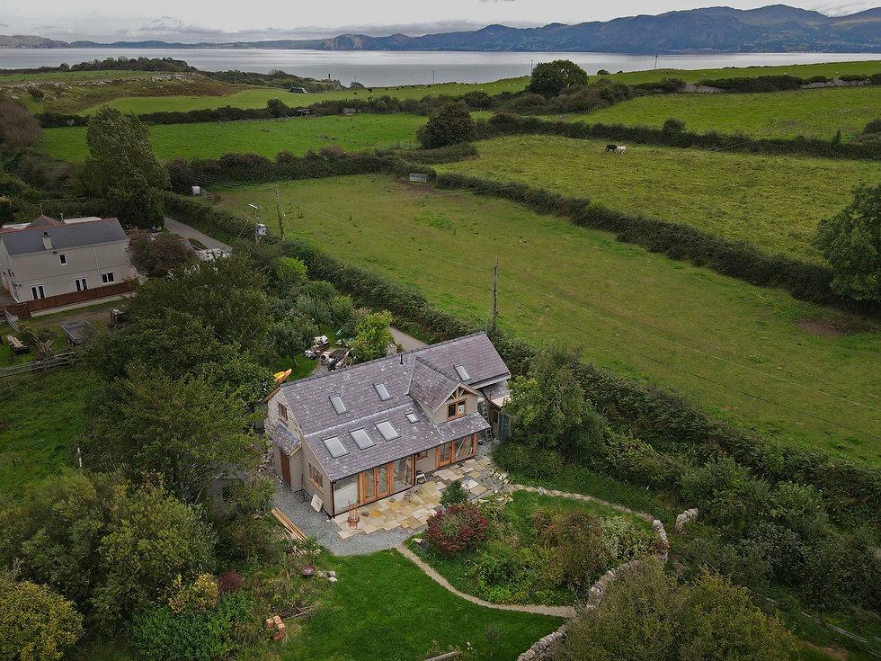Tyn Y Caeau construction aerial.jpg