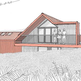 Tan Y Mynydd balcony sketch.JPG