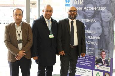 Mr Jahid and associates