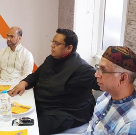 Ramadan Iftar Party with Bangladeshi Students of UoB