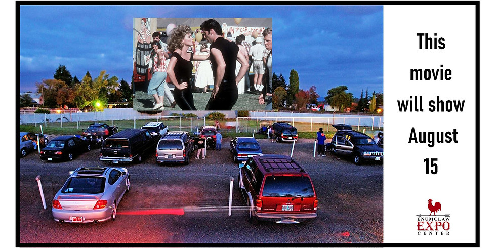 GREASE - Drive-In Movie