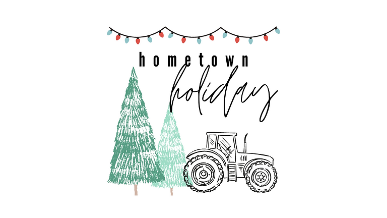 Hometown Holiday- A Drive thru Christmas Experience
