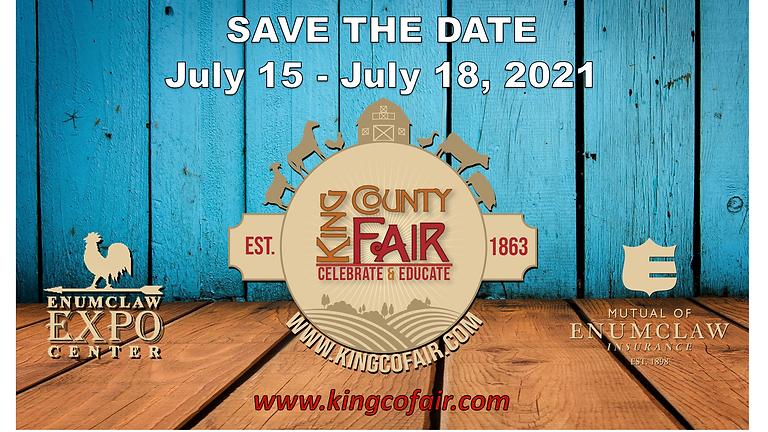 2021 King County Fair