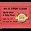 Thumbnail: 4H & Open Class EARLY BIRD - 4 Day Pass