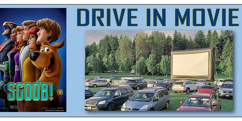 Drive-In Movie--SCOOB!