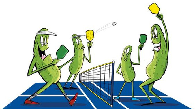PickleBall at the EXPO