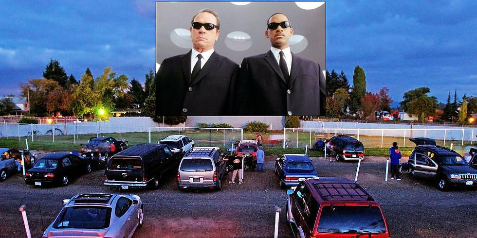 Men in Black ~ Drive-in Movie