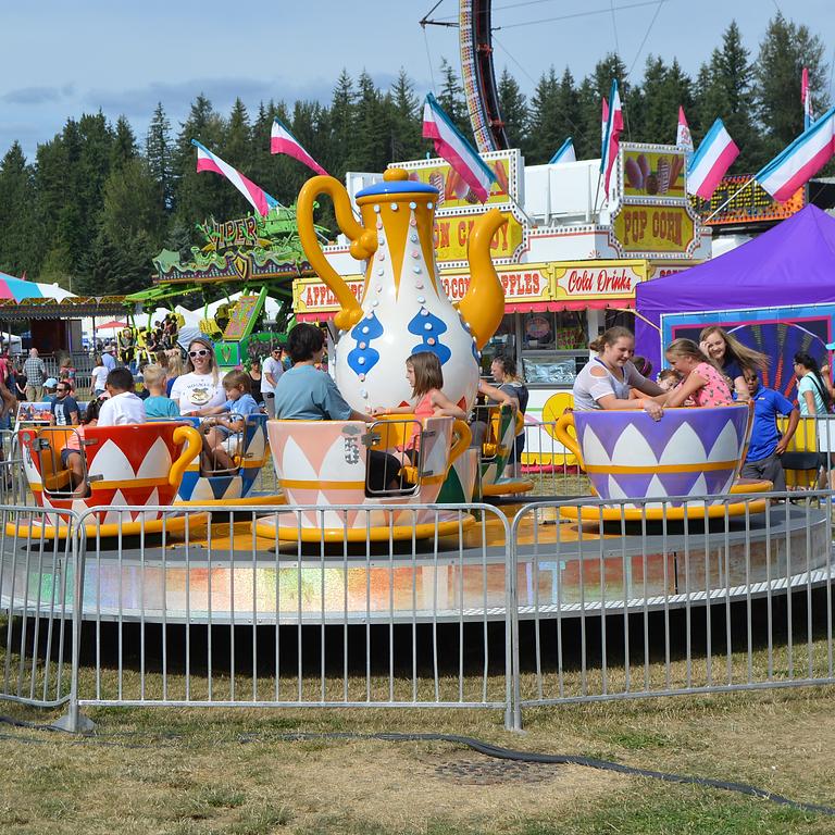 King County Fair - CANCELLED
