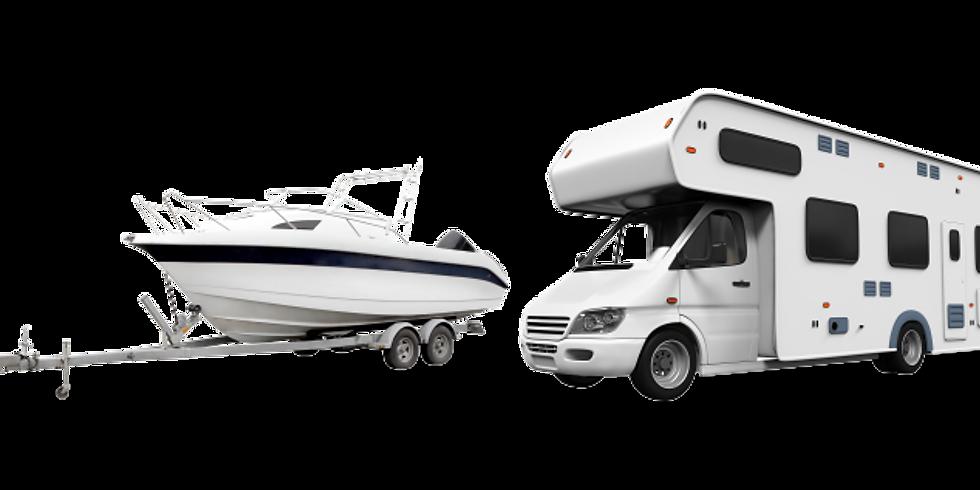 RV/Boat Winter Storage
