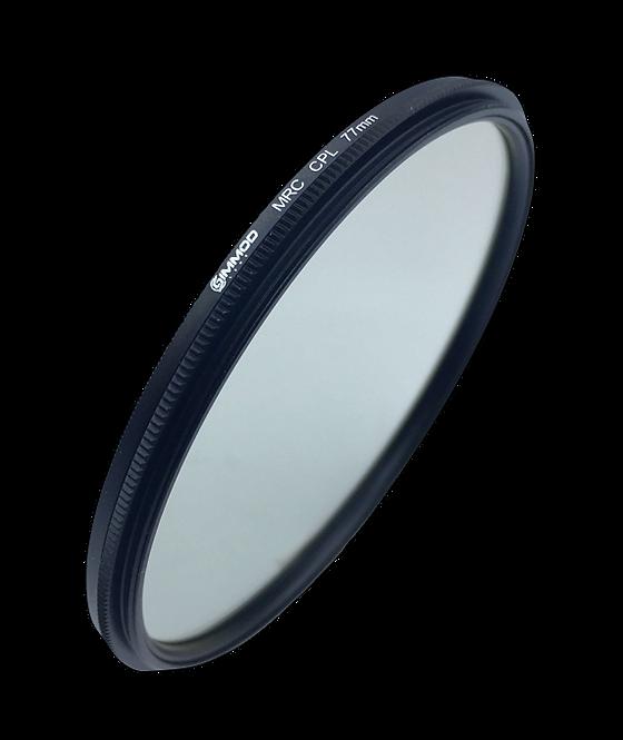 Circular Polarizer 77mm / 82mm Slim MRC HD w/ Leather Case