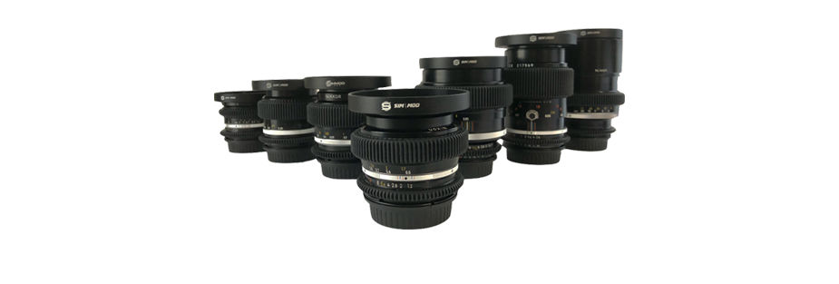 Nikon AIS CINE SET