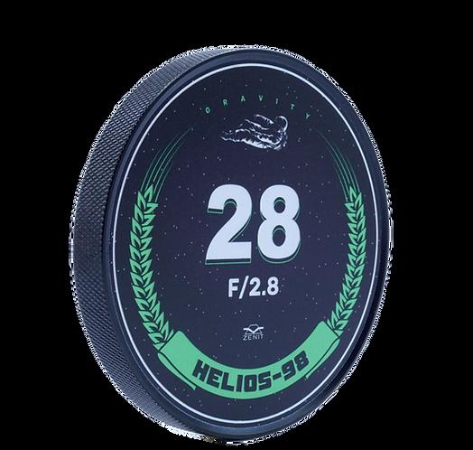 ALUMICOLOR™ 80mm O.D. SIGNATURE SERIES ALUMINUM  CAP