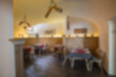 Albula Restaurant Pizzeria & Bar, La Punt