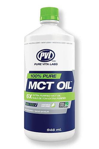 PVL MCT Oil (946ml)