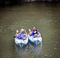 blue river Oklahoma© Laura Brigger
