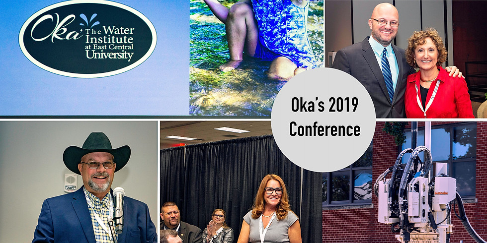 Oka's 2019 Water Sustainability Conference