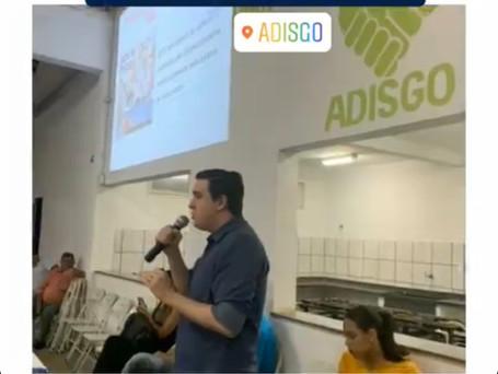 Palestra ADISGO 2019