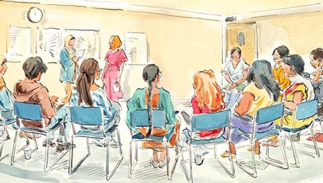 Rencontre au Collège le 17 septembre 2020 - 18h