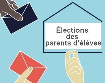 Élection des représentants de parents d'élèves au CA