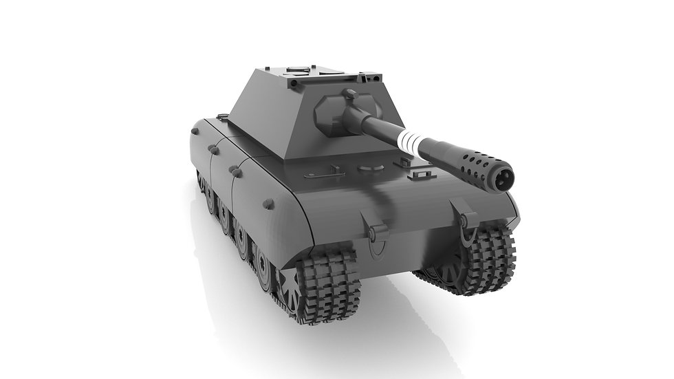 E-100 Tank