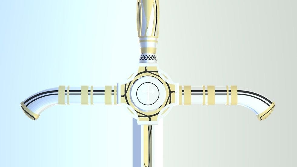 Knights Templar Long Sword