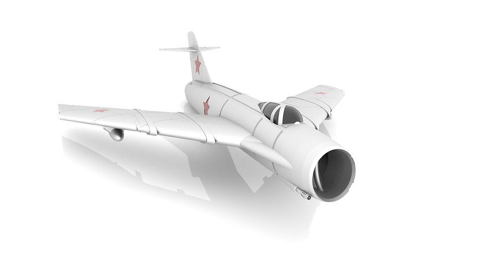 Soviet Mig 15