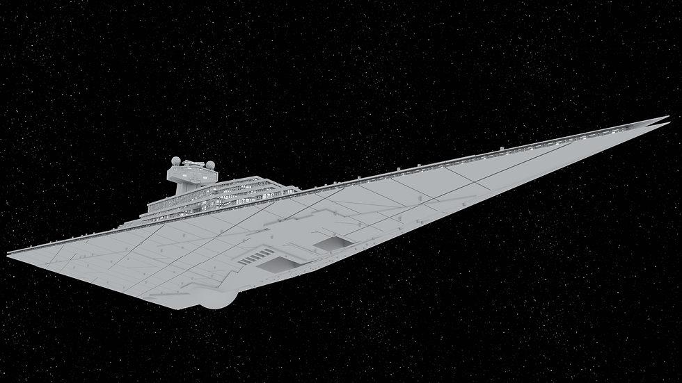 Imperial II Class Star Destroyer Legionary