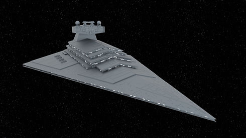 Imperial II Class Star Destroyer Picture