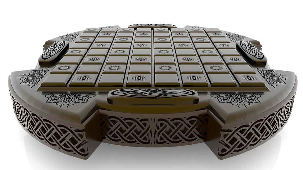 Celtic Chess Board
