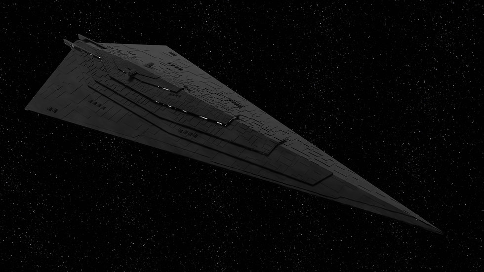 Resurgent-Class Star Destroyer Praetorian Guard
