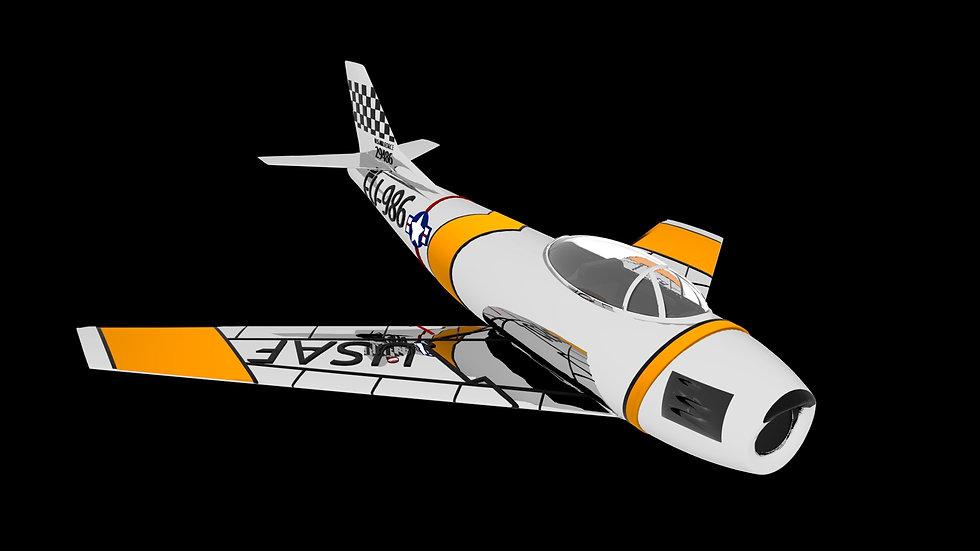 F-86 Sabre Praetorian Guard
